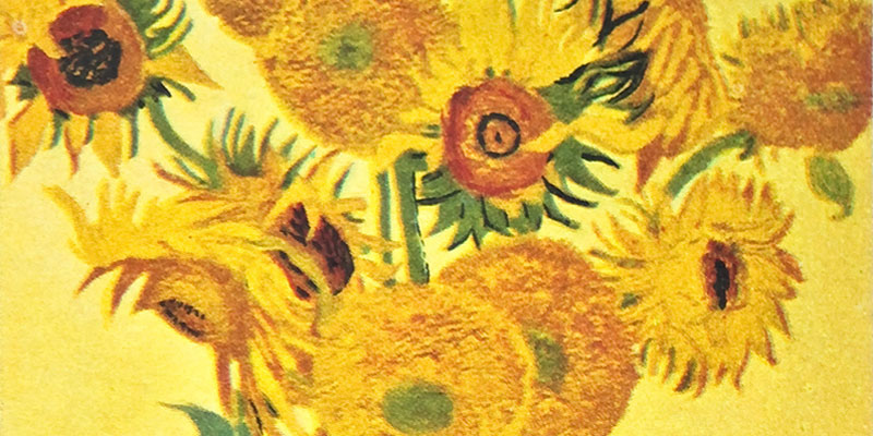 #MMInColour2018 - was Van Gogh's 'yellow' period caused by an epilepsy treatment?